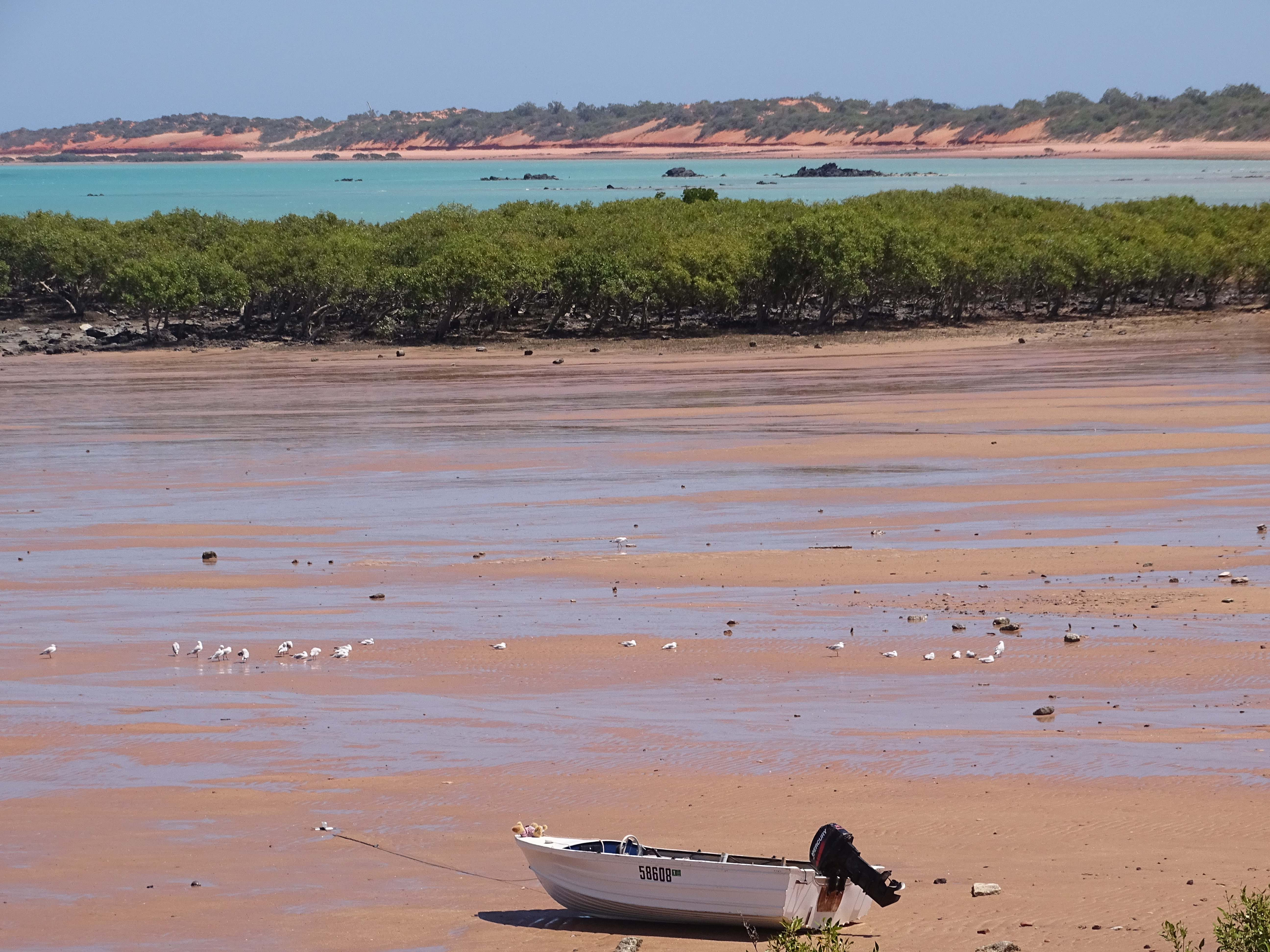 beach at Broome