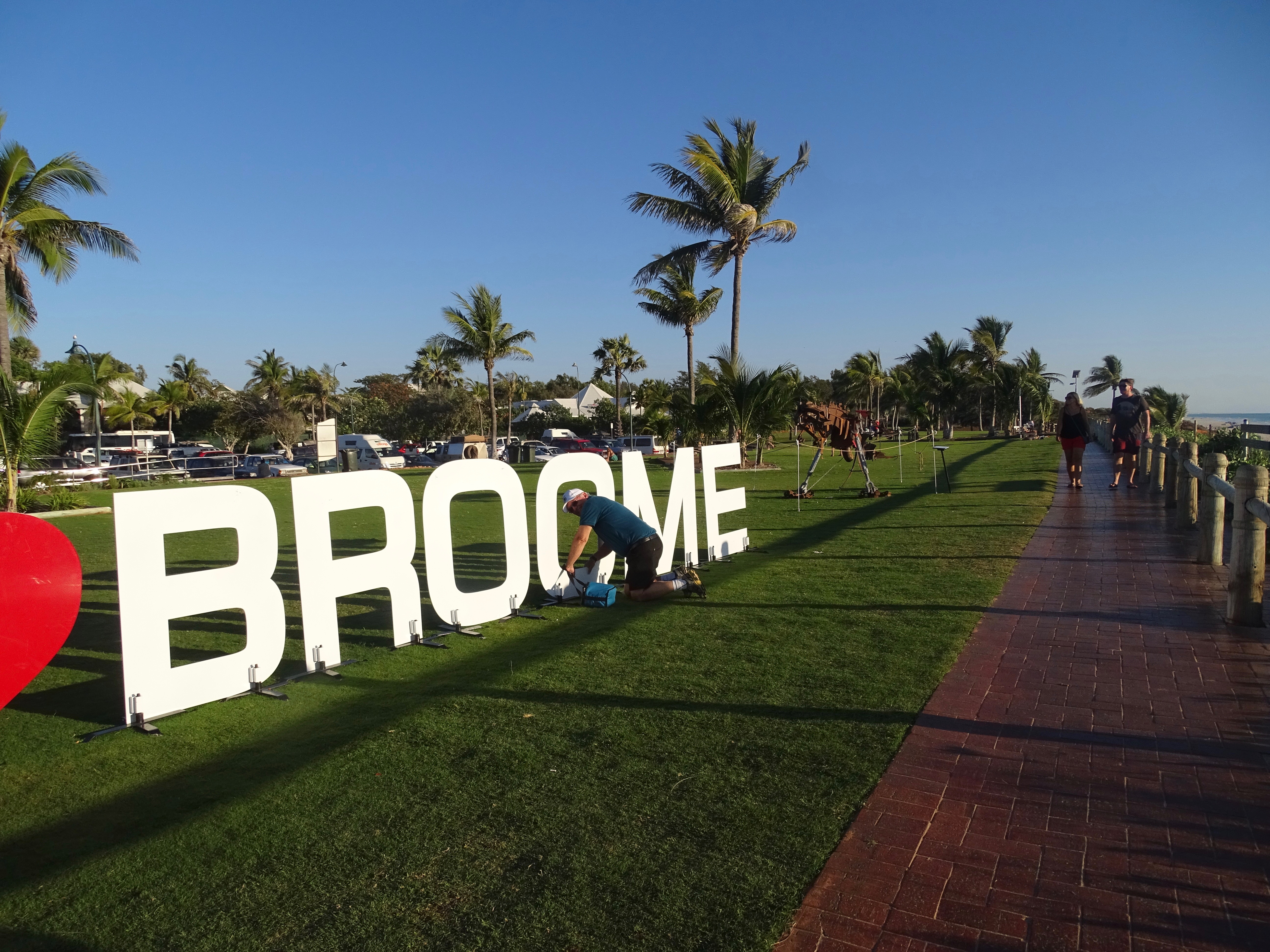 Broome sign