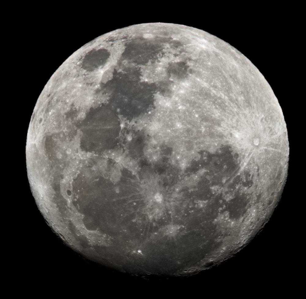 Super Moon 13 Nov 2016
