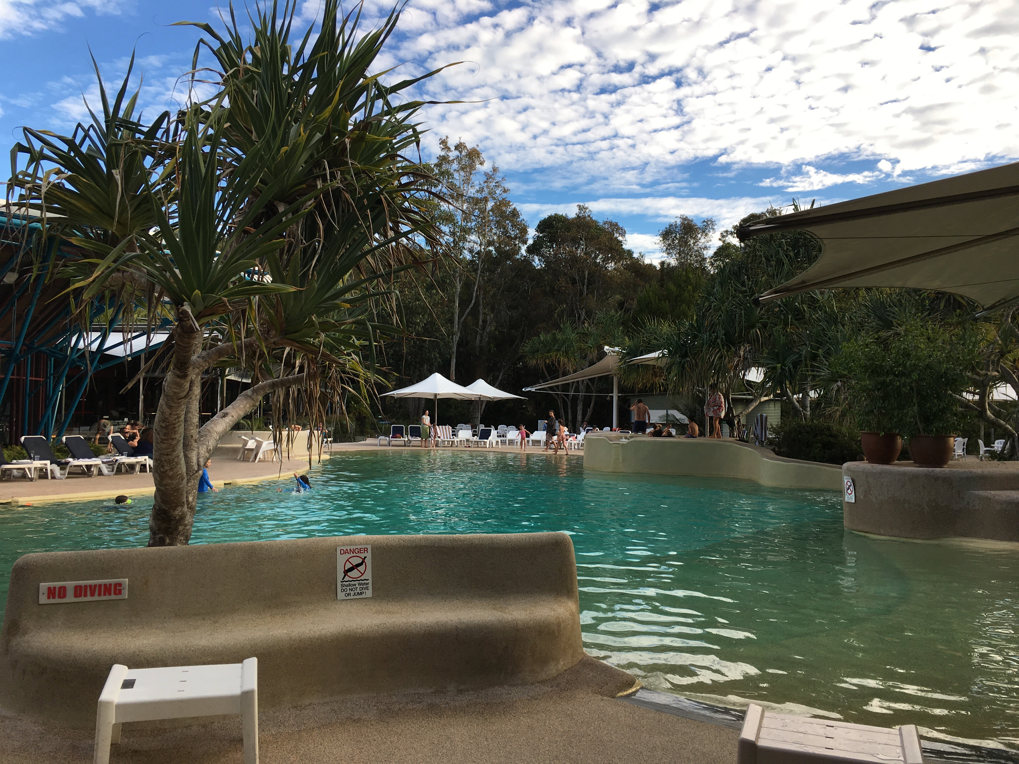 Fraser Island resort