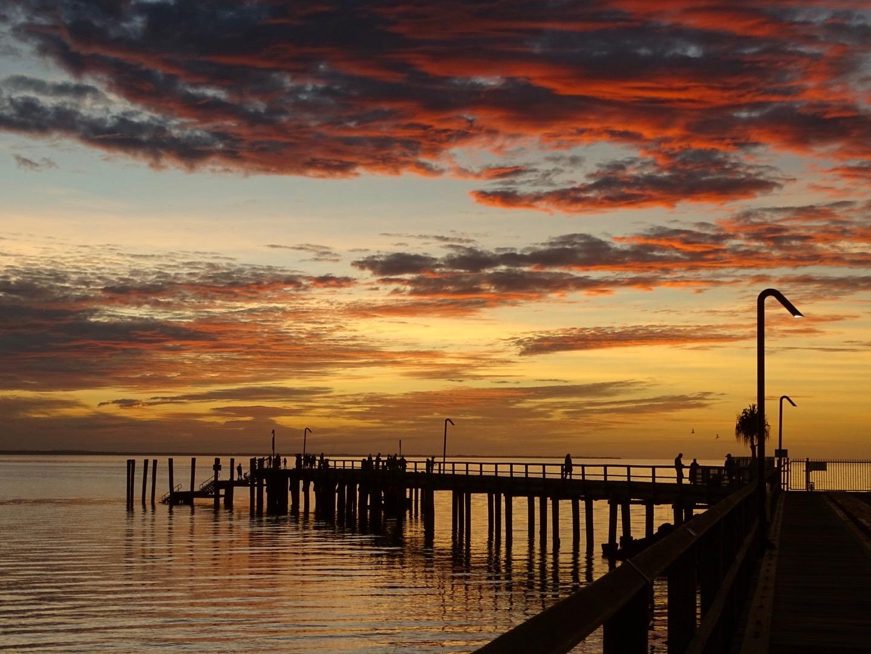 Jetty Fraser Island