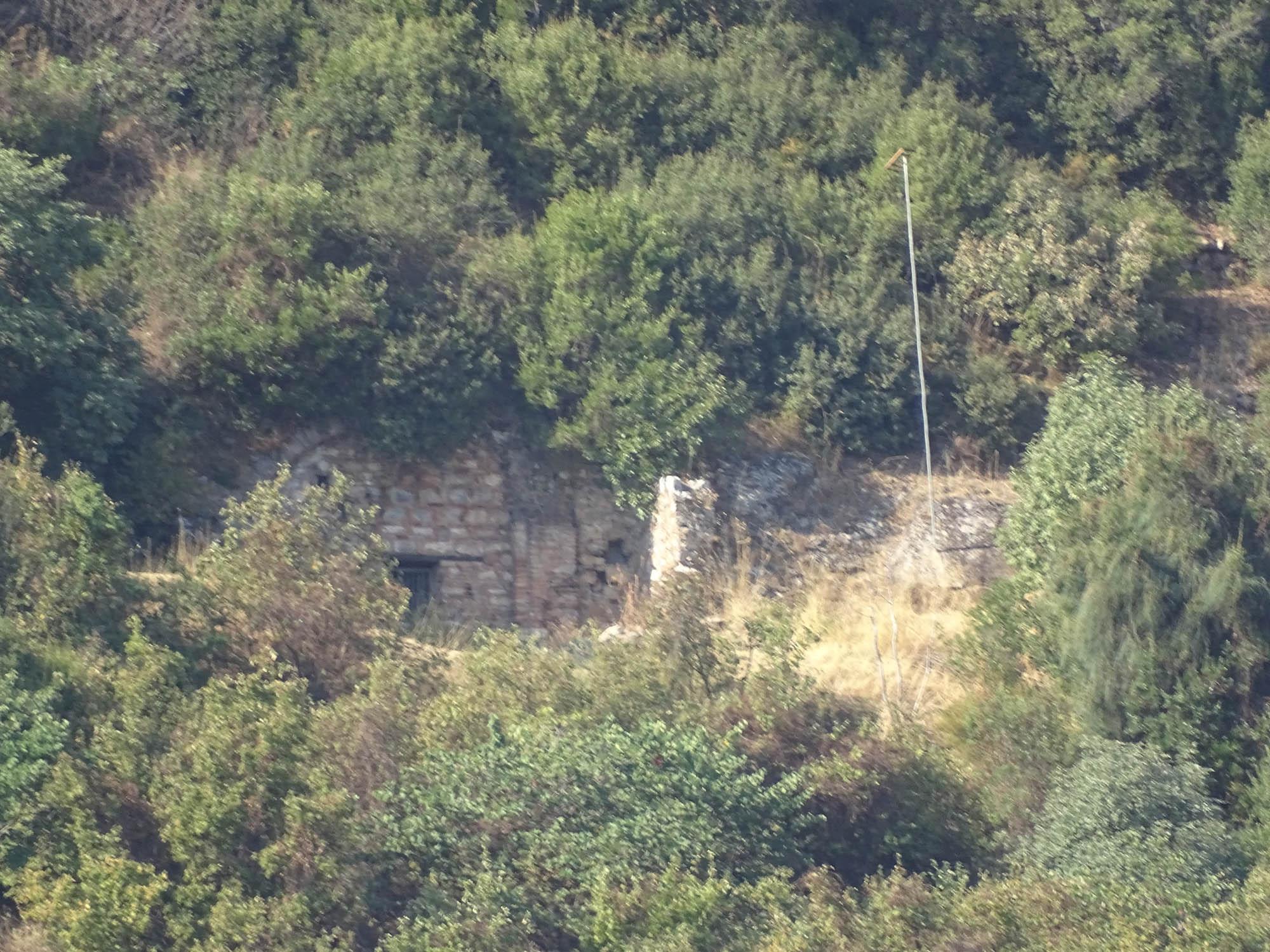 Pauls residence in Ephesus