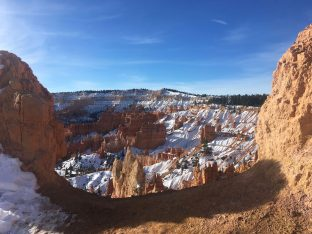 Bryce Canyon lookout