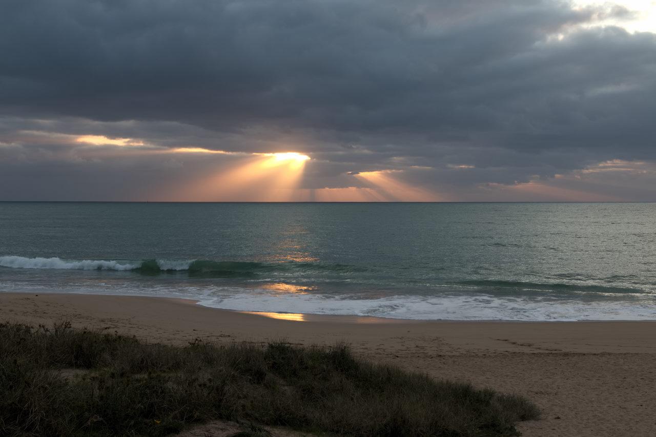 Sunset Unedited