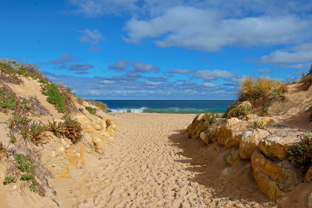 WA Preston Beach